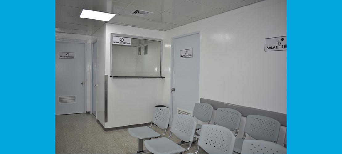Gastroenterología - Sala de Espera